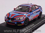 BMW M235iI Raging Team Bmw Motorsport #235 24h Nurburgring 2014 Mies - Hofmann - Schurig by MINICHAMPS