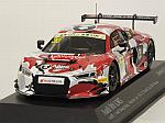 Audi R8 LMS #30 FIA GT World Cup Macau 2015 Marchy Lee by MINICHAMPS