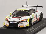 Audi R8 LMS Car Collection Motorsport ADAC GT Masters 2016 Lopez - Van Der Linde by MINICHAMPS