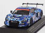 Audi R8 LMS #48 Sepang Race 2 Winner Edoardo Mortara by MINICHAMPS