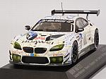 BMW M6 GT3 #100 Nurburgring 2016 Edwards -  Klingmann - Luhr - Tomczyk by MINICHAMPS