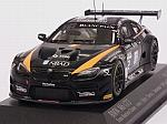 BMW M6 GT3 Team Boutsen Ginion #12 24h Spa 2016 Grotz - Ojjeh - Darras - Santamato by MINICHAMPS