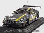 Mercedes AMG GT3 #16 Test Team-VLN October 2015 Winner Jaeger - Seyffarth - Buurmann by MINICHAMPS