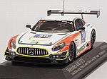 Mercedes AMG GT3 #30 Dubai 2016 Jager - Hall - Cole by MINICHAMPS
