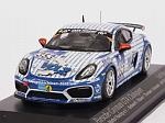Porsche Cayman GT4 #353 Nurburgring 2016 Keilwerth - Wawer - Thomsen - Assmann by MINICHAMPS