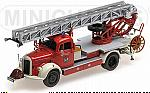 Mercedes L3500 DL17 1950 Fire Brigades Bensheim by MINICHAMPS