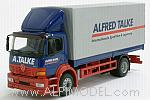 Mercedes Atego Canvas Talke Blue by MINICHAMPS
