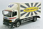 Mercedes Atego Box Hammer Timeshuttle by MINICHAMPS