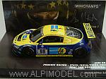 Audi R8 LMS ADAC Nurburgring 2009 Hans Joachim Stuck Collection by MINICHAMPS
