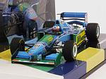 Benetton B194 Ford #5 1994 Michael Schumacher  World Champio by MINICHAMPS