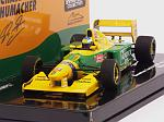 Benetton B193B Ford #5 Winner GP Portugal 1993 Michael Schumacher by MINICHAMPS