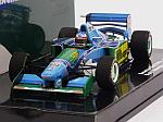 Benetton B194 Ford #5 GP Australia 1994 World Champion Michael Schumacher  (HQ Resin) by MINICHAMPS
