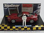 Aston Martin Vanquish S 2004 Top Gear Edition with The Stig figurine by MINICHAMPS