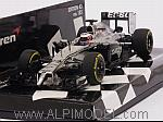 McLaren MP4/29 Mercedes GP Bahrain 2014 Jenson Button by MINICHAMPS