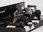 McLaren MP4/31 Honda #22 GP Monaco 2016 Jenson Button by MINICHAMPS