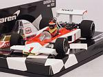 McLaren M23 Ford #1 Winner British GP 1975 Emerson Fittipaldi by MINICHAMPS