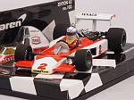 McLaren M23 Ford #2 1975 Jochen Mass by MINICHAMPS