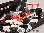 Mclaren M23 Ford Winner GP Netherlands 1976 World Champion James Hunt by MINICHAMPS