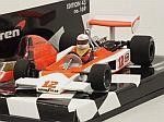McLaren M23 Ford #12 GP South Africa 1976 Jochen Mass by MINICHAMPS