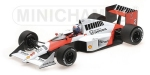 McLaren MP4/5 1989 World Champion Alain Prost by MINICHAMPS