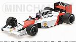McLaren MP4/5 Honda 1990 Gerhard Berger by MINICHAMPS