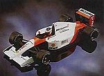 Mclaren MP 4/6 G. Berger 1991 by MINICHAMPS