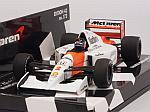 McLaren MP4/7 Honda 1992 Gerhard Berger by MINICHAMPS