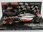 MCLaren MP4/26 Mercedes Winner GP Canada 2011  Jenson Button - Special Edition by MINICHAMPS