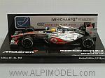 McLaren Mercedes MP4/27  Gp Australia 2012 Lewis Hamilton by MINICHAMPS