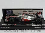 McLaren MP4/27 Winner Brazil GP 2012 Jenson Button by MINICHAMPS