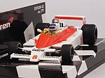 McLaren M28 Ford 1979 Patrick Tambay  (HQ Resin) by MINICHAMPS