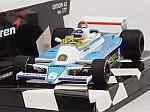 McLaren M28 Ford Lowenbrau #8 GP USA West 1979 Patrick Tambay (HQ Resin) by MINICHAMPS