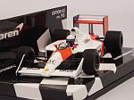 McLaren MP4/4B Honda Test Car 1988 Alain Prost by MINICHAMPS