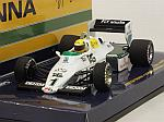 Williams FW08C Ford Donington Park Test 19th July 1983 Ayrton Senna by MINICHAMPS