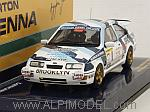 Ford Sierra RS Cosworth #1 Rally Test 1986 Ayrton Senna Collection by MINICHAMPS
