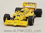 Lotus 99T Honda 1987 Ayrton Senna (New Edition) by MINICHAMPS