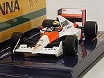 McLaren MP4/5B Honda 1990 World Champion Ayrton Senna (New Edition) by MINICHAMPS