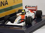 McLaren MP4/7 Honda #1 1992 Ayrton Senna Collection (New Edition) by MINICHAMPS