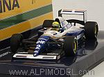 Williams FW16 Renault 1994 Ayrton Senna by MINICHAMPS