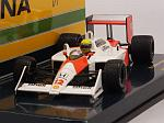 McLaren MP4/4 Honda #12 Winner British GP 1988 Ayrton Senna World Champion by MINICHAMPS