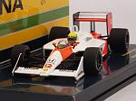 McLaren MP4/4 Honda #12 Winner GP Japan 1988 Ayrton Senna World Champion by MINICHAMPS