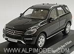 Mercedes M-Class (Obsidian Black) Mercedes Promo by MINICHAMPS