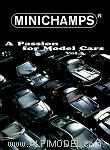 book THE PASSION OF MODEL CARS' - VOLUME 3 176 pages) by MINICHAMPS