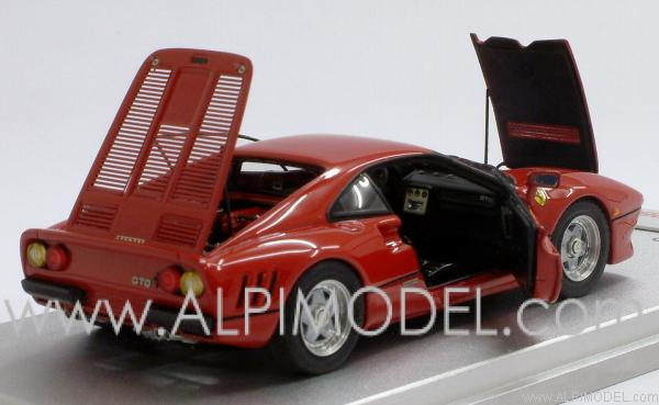 Mr Collection Ferrari 288 Gto 1984 Red With Working