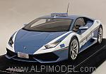 Lamborghini Huracan  LP610-4  POLIZIA by MR COLLECTION.