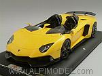Lamborghini AVENTADOR J 2012  (Orion Yellow) by MR COLLECTION
