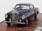 Bentley MkVI Pininfarina Coupe 1952 (Blue) by MATRIX MODELS