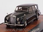 Bentley Harold Radford Estate on Bentley S2 Chassis 1959 (Black) by MATRIX MODELS.