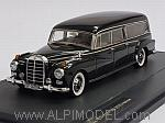 Mercedes 300D Hearse 1956 Carro Funebre by MATRIX MODELS
