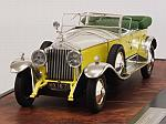 Rolls Royce Phantom I Tourer Barker #820R 1929 (Yellow) by MATRIX MODELS